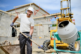 concrete contractors Washington