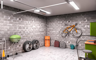 garage remodeling South Heart