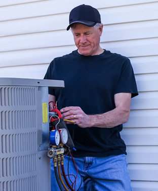 heating hvac 45402 contractors near me